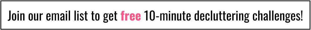 free 10-minute challenge sign up bar