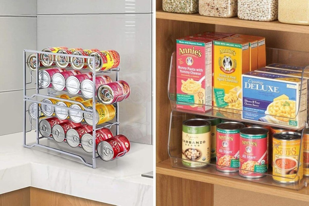 kitchen organizers for the pantry